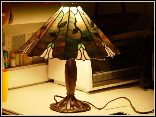 Worden Stained Glass Lamp Patterns