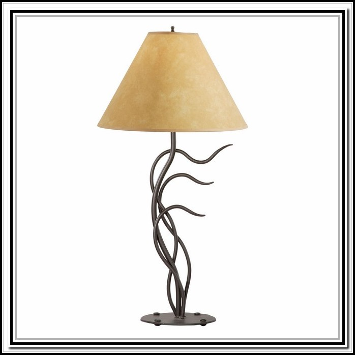 Wrought Iron Table Lamps Uk