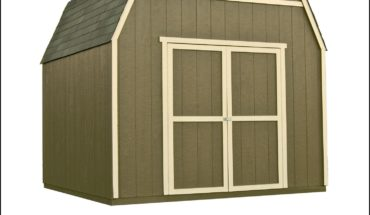 10ft X 10ft Shed Plans