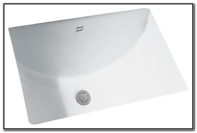 12 Inch Deep Undermount Bathroom Sink