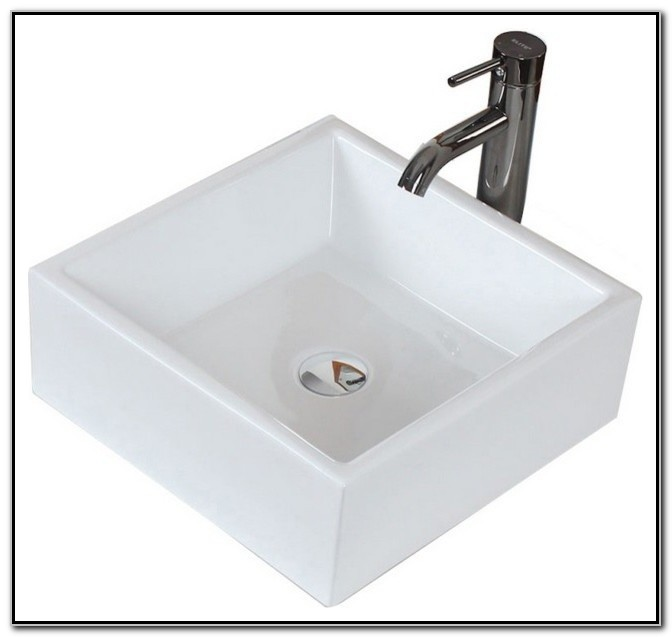 12 Inch Vessel Bathroom Sink