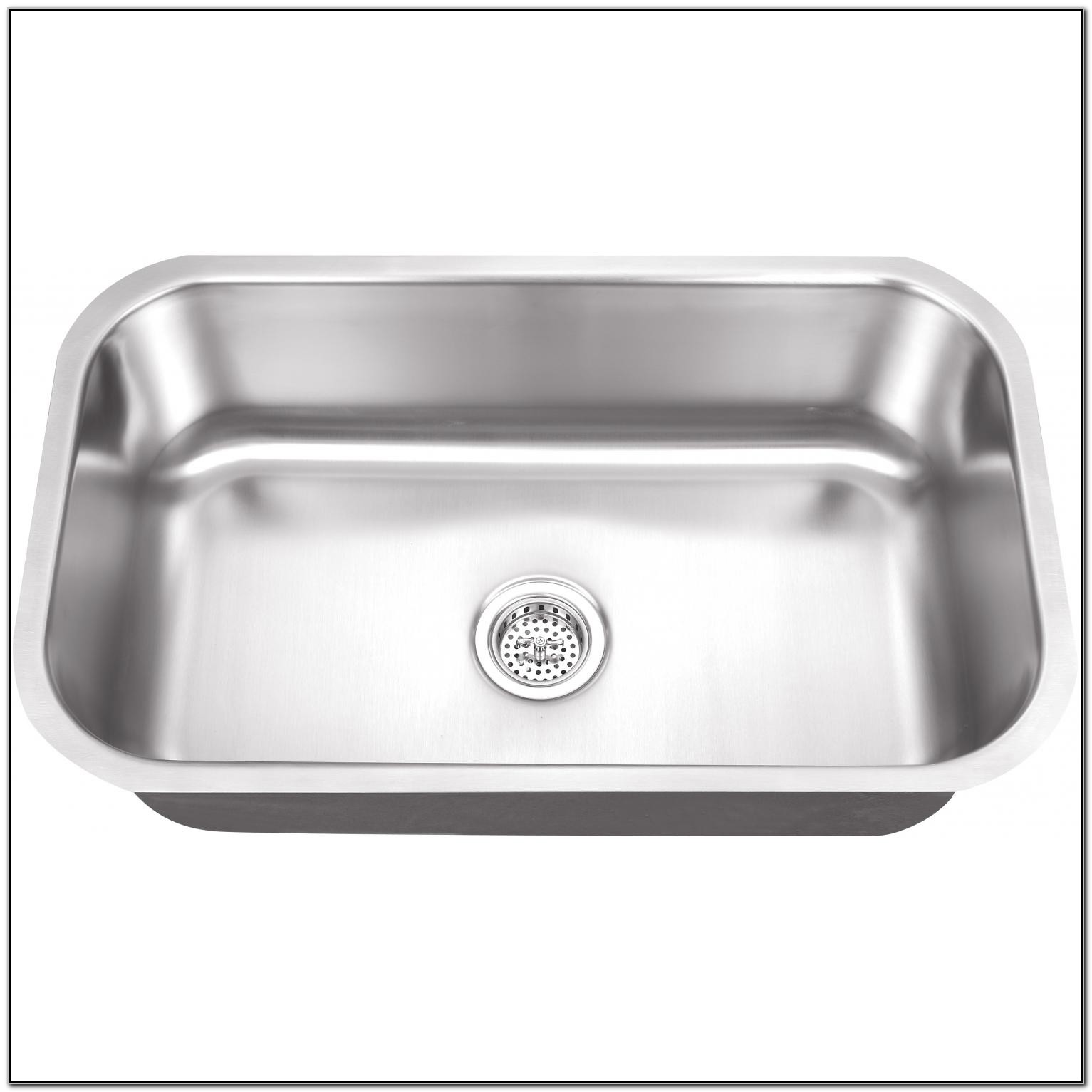 16 Gauge Stainless Steel Sinks 30