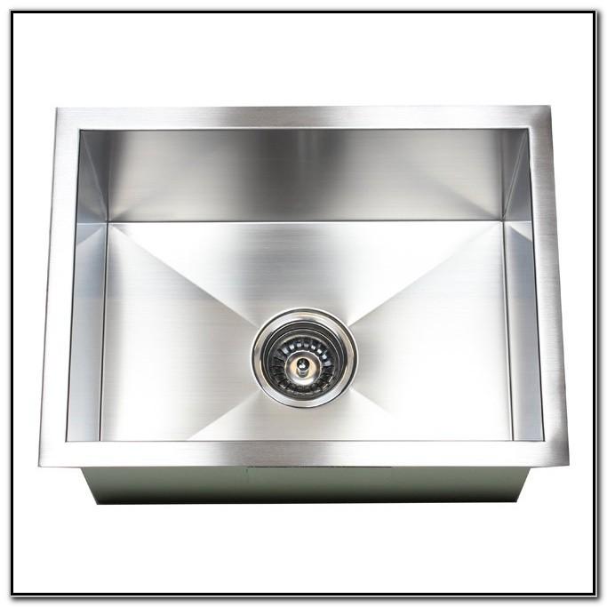 18 Gauge Stainless Steel Sink