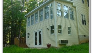 2 Story Sunroom Addition