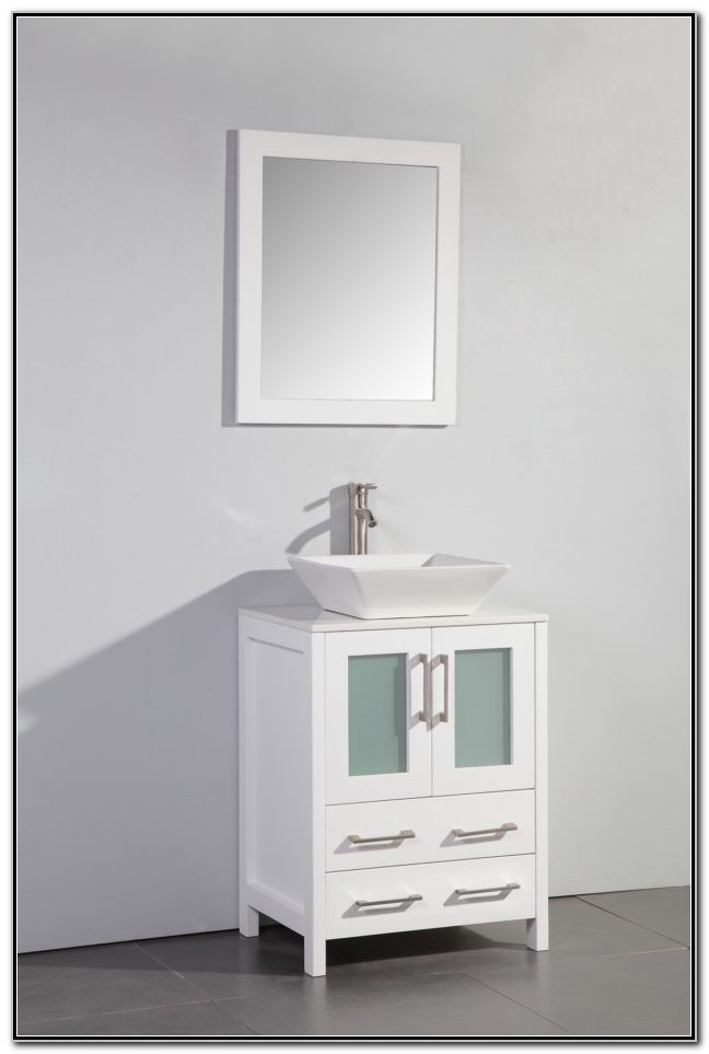 24 Inch Vanity Top With Sink