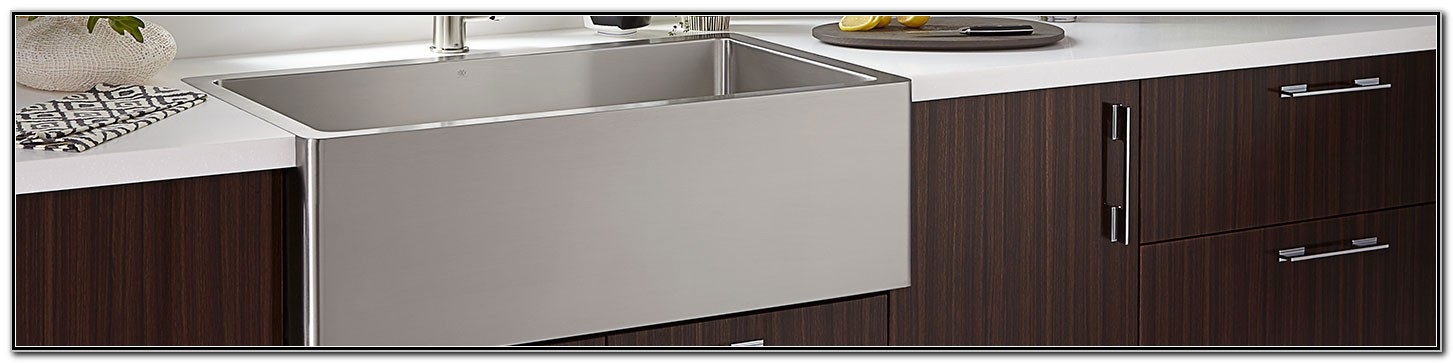 30 Inch Stainless Steel Kitchen Sink