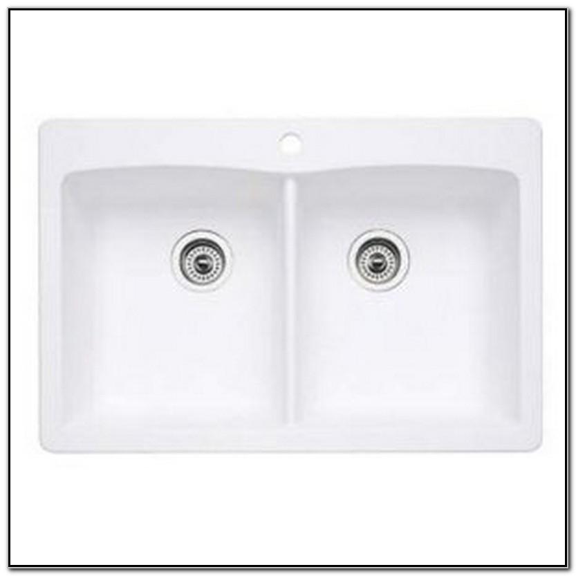 33 X 22 Drop In Kitchen Sink