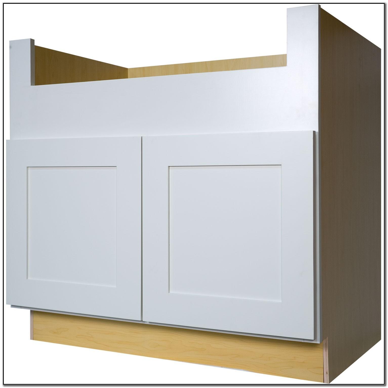 36 Apron Sink Base Cabinet