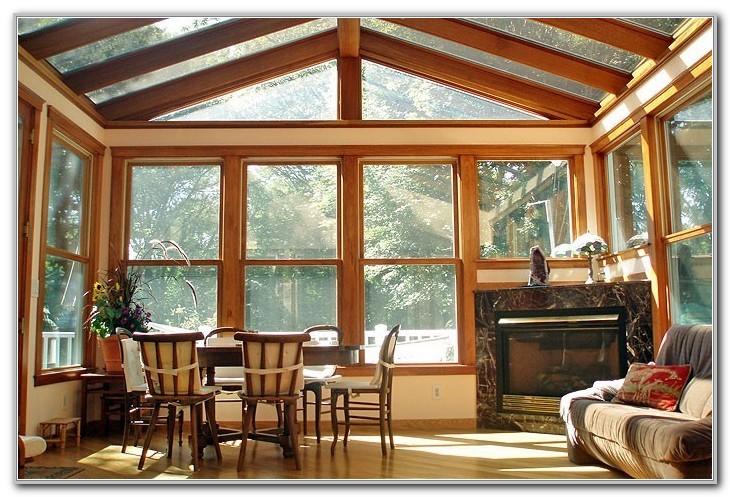 4 Season Sunroom Design Ideas