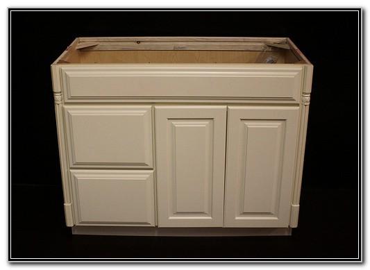 42 Sink Base Cabinet