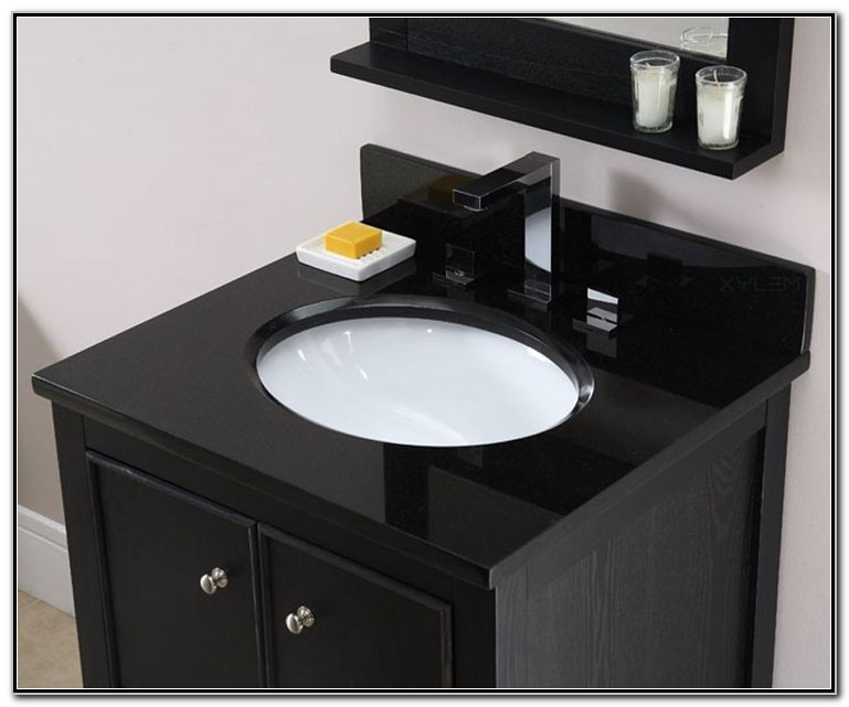 49 Granite Vanity Tops With Undermount Sink