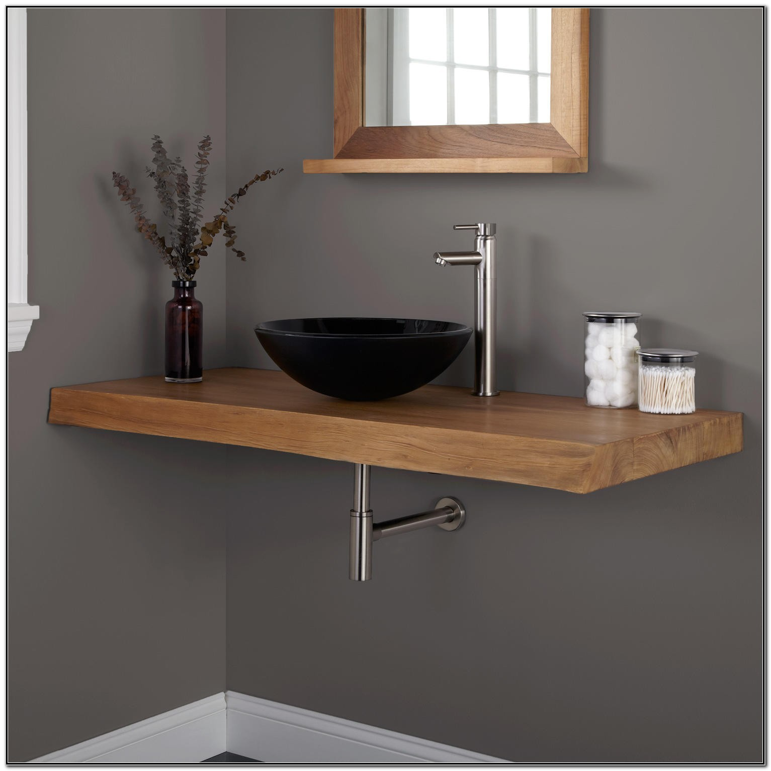 49 Vanity Top For Vessel Sink