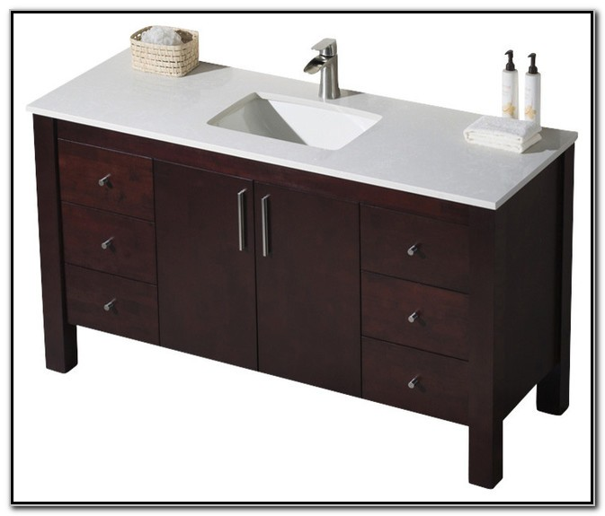 60 Bathroom Vanity Single Sink Toronto