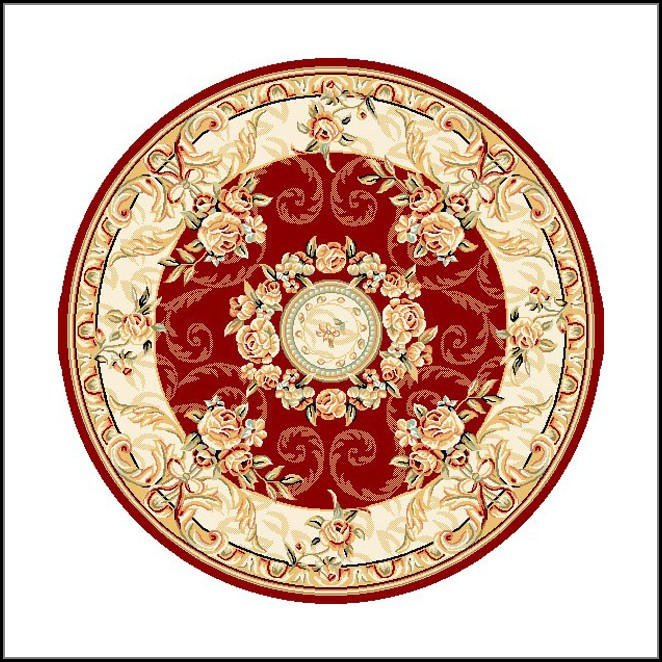 8 Ft Round Area Rugs