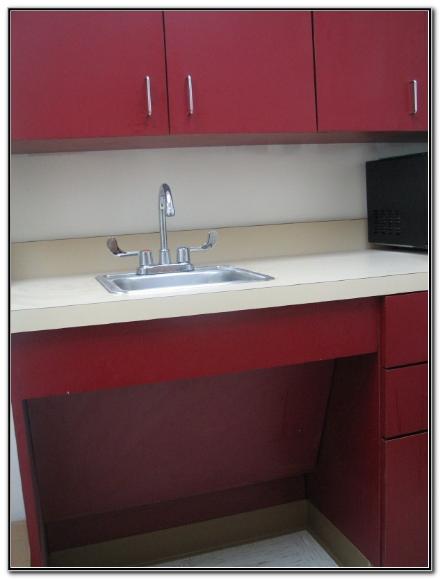 Ada Compliant Kitchen Sink Cabinet
