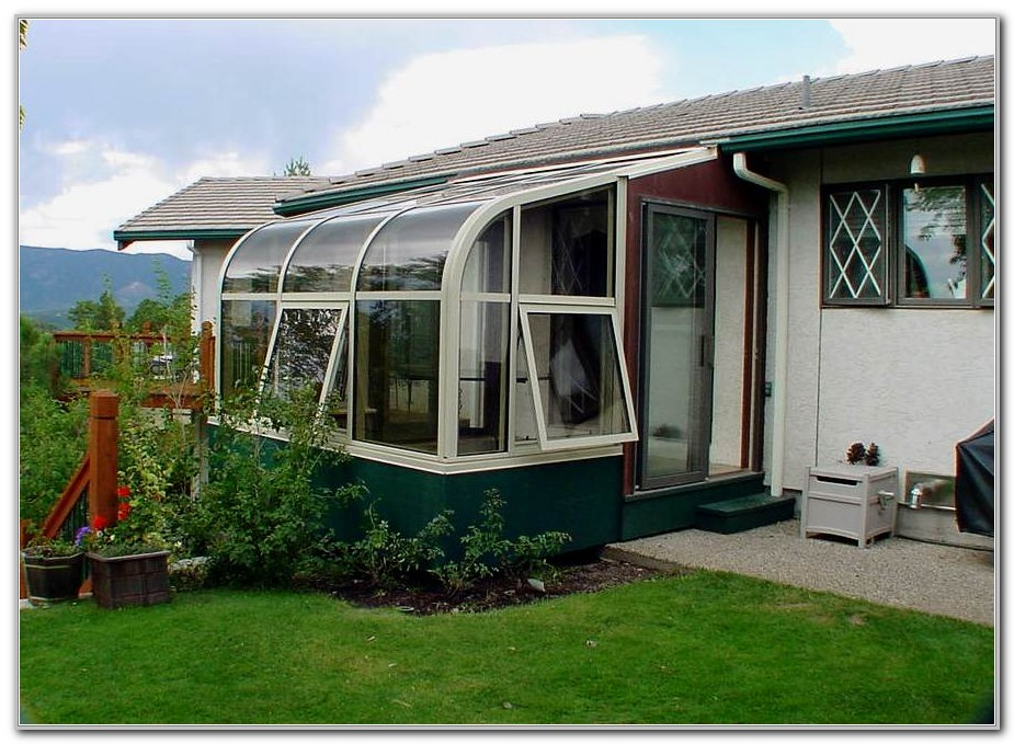 Adding A Sunroom On A Deck