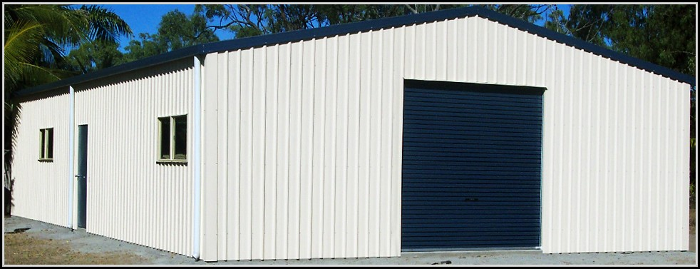Affordable Steel Garages Sheds And Carports
