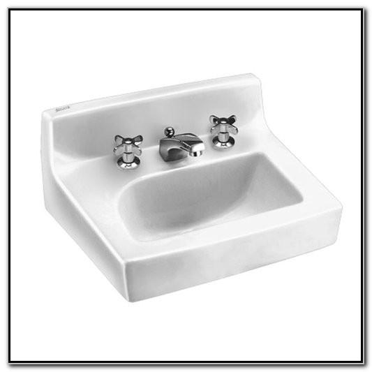 American Standard Commercial Ada Sinks