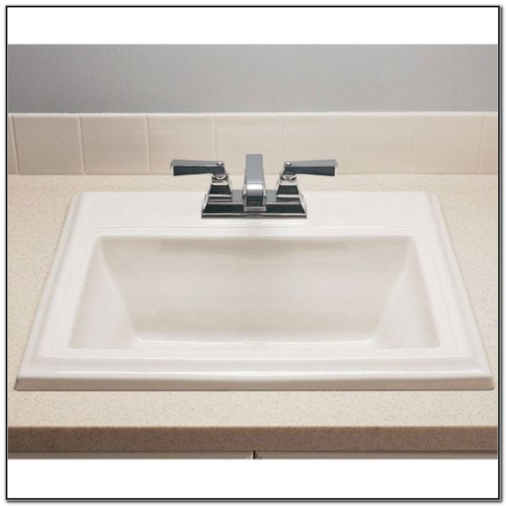 American Standard Town Square Drop In Sink