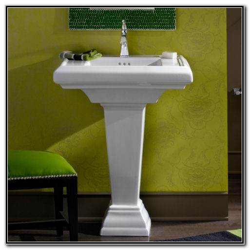 American Standard Town Square Pedestal Sink 24