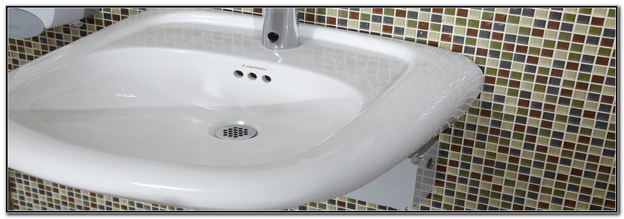 American Standard Commercial Ada Sinks Sink And Faucets