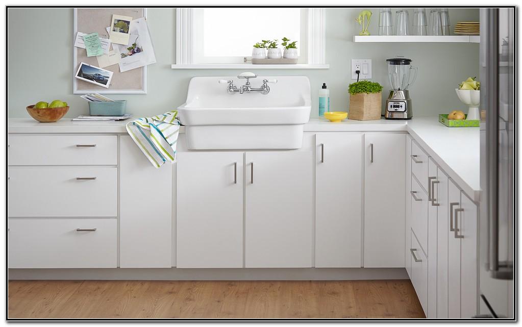 American Standard Wall Mount Kitchen Sink