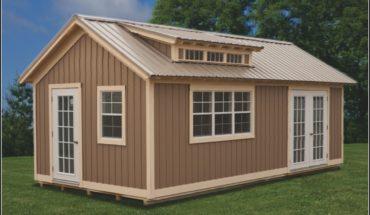 Amish Built Storage Sheds