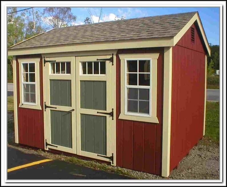 Amish Storage Sheds Rochester Ny