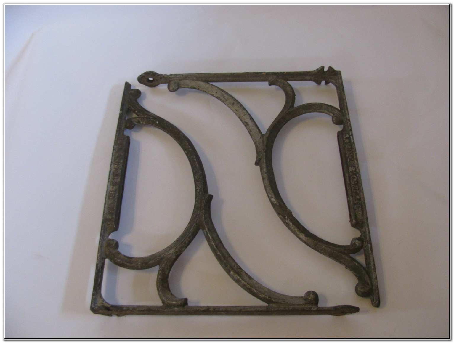 Antique Cast Iron Sink Brackets