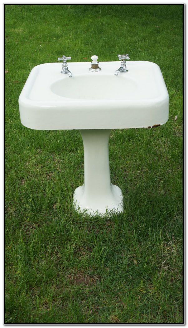Antique Cast Iron Sink Faucets