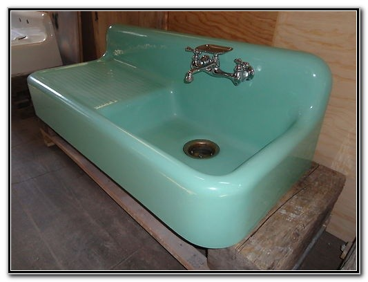 Antique Cast Iron Sink Uk
