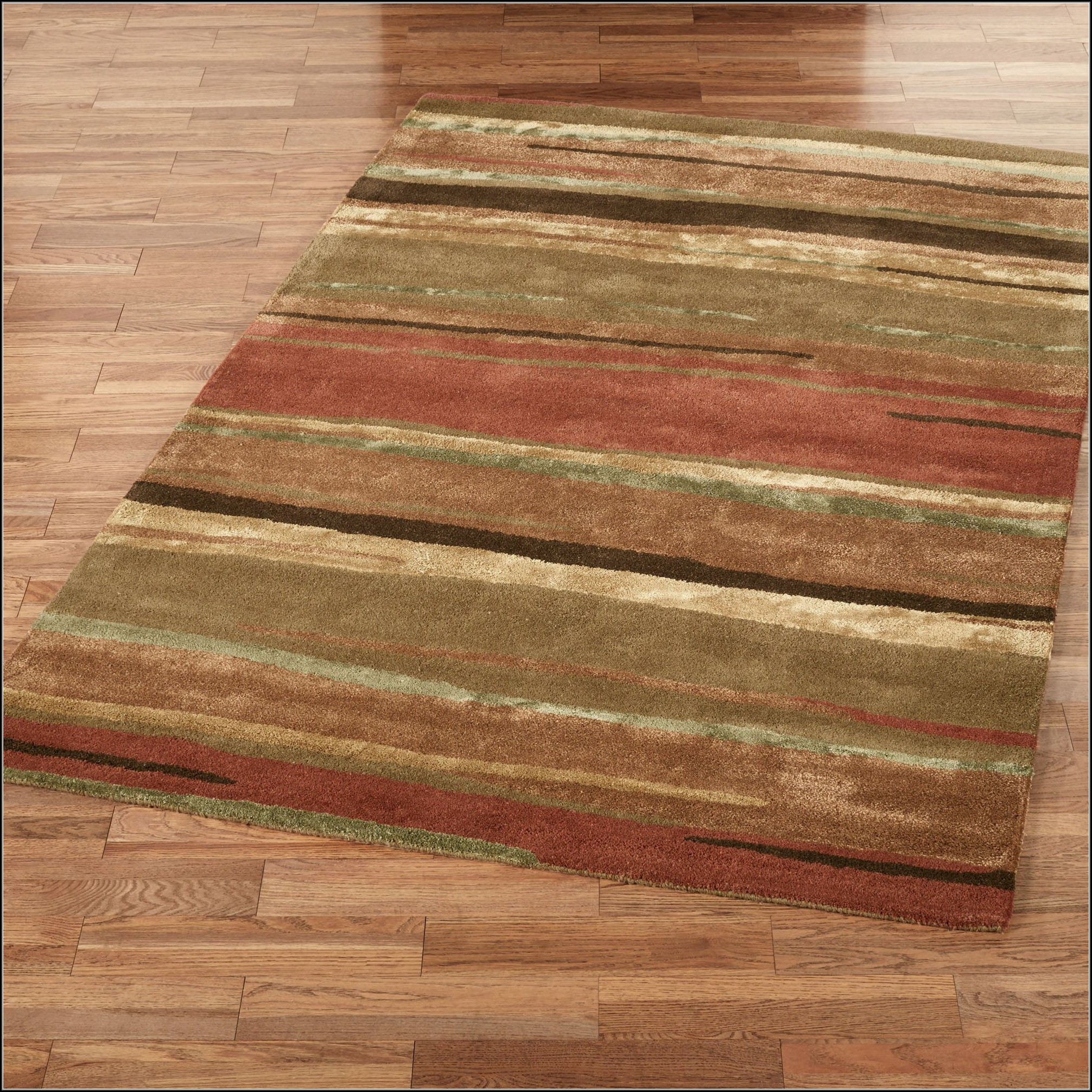 Area Rugs Abstract Design