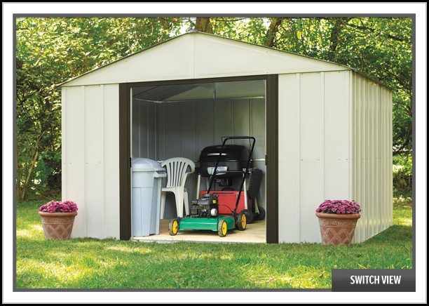 Arrow Metal Storage Sheds