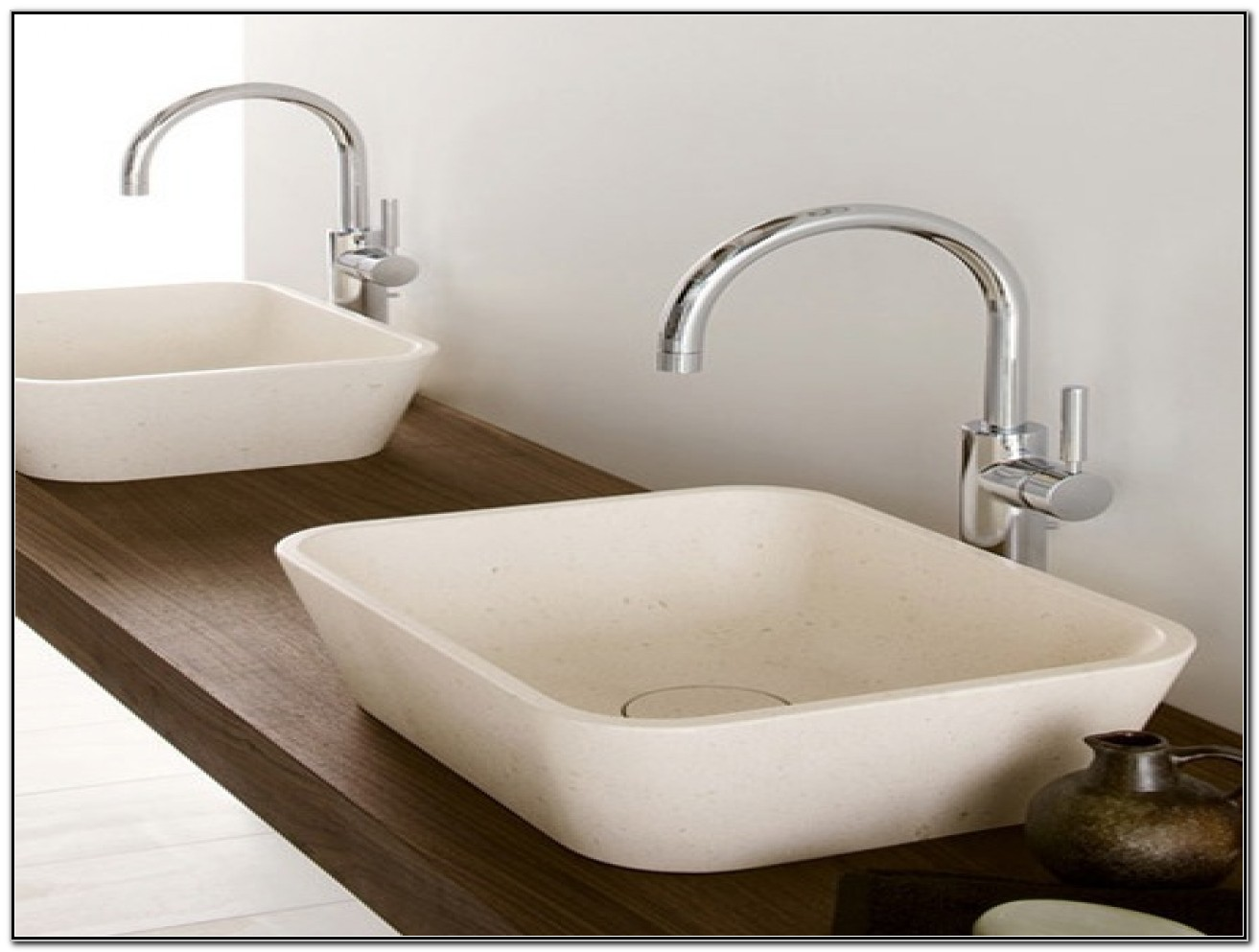 Bathroom Counter And Sink Ideas