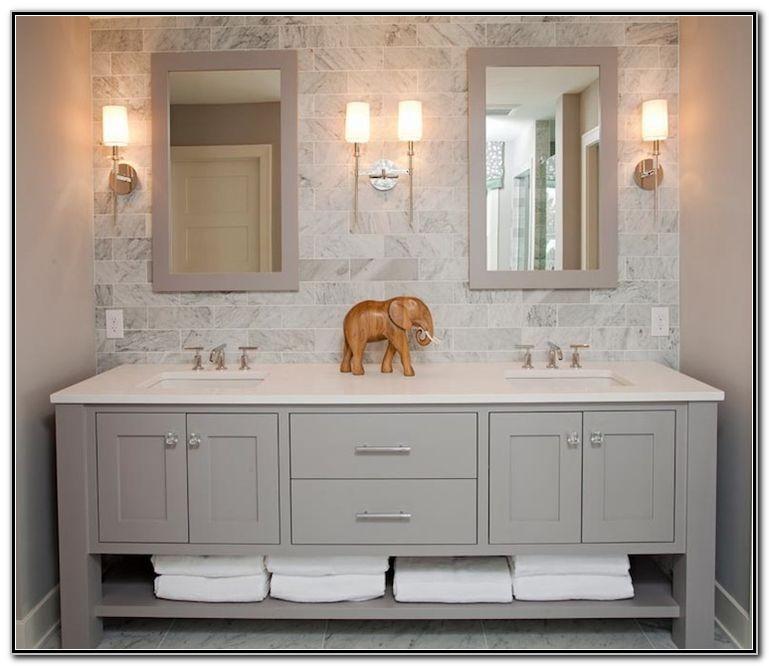 Bathroom Double Sink Vanities