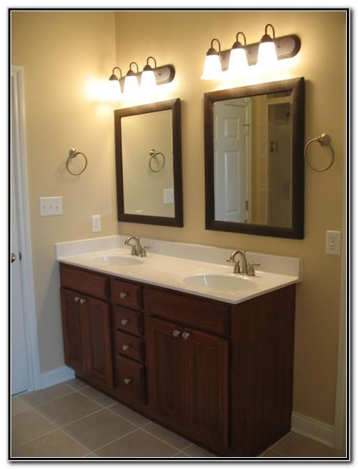 Bathroom Double Sink Vanity Units