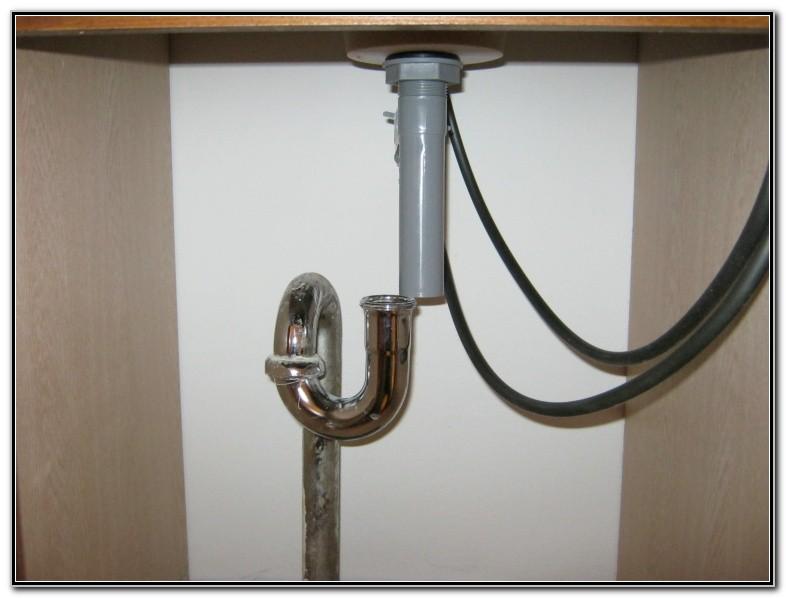 Bathroom Sink Drain Pipe Clogged