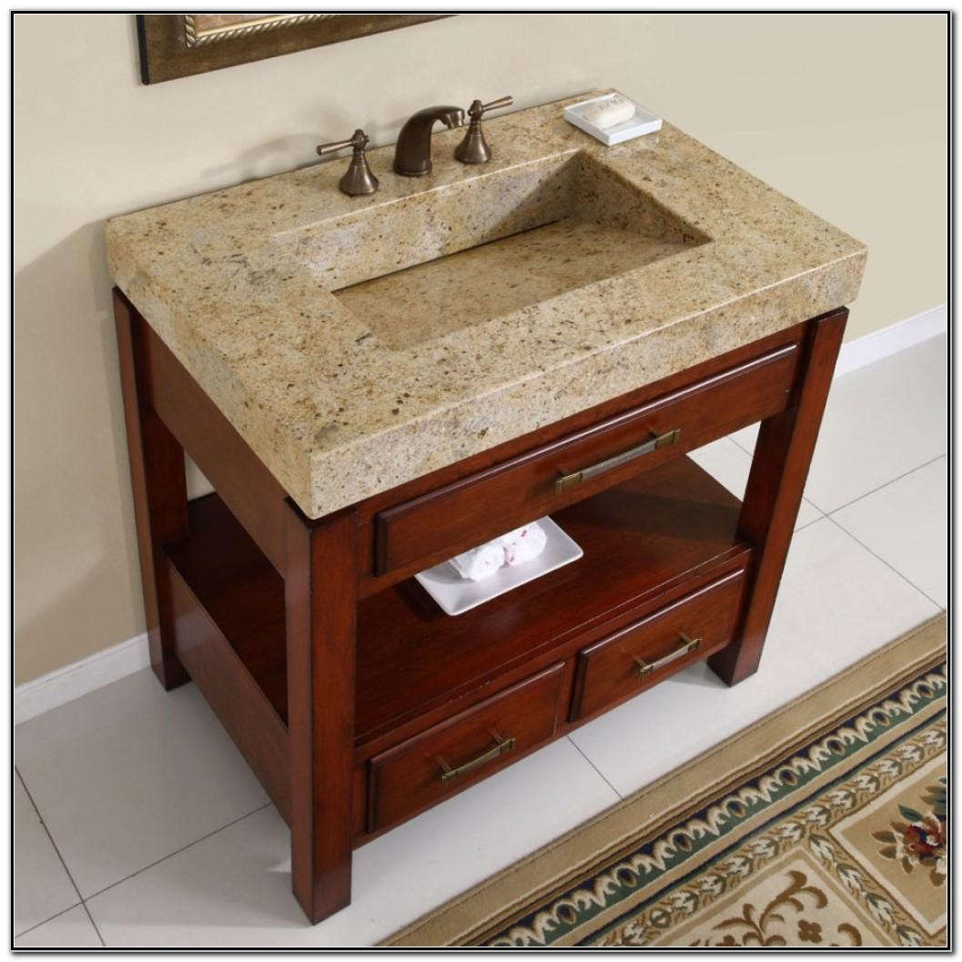 Bathroom Vanities With Sinks