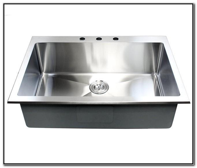 Best Drop In Stainless Sink