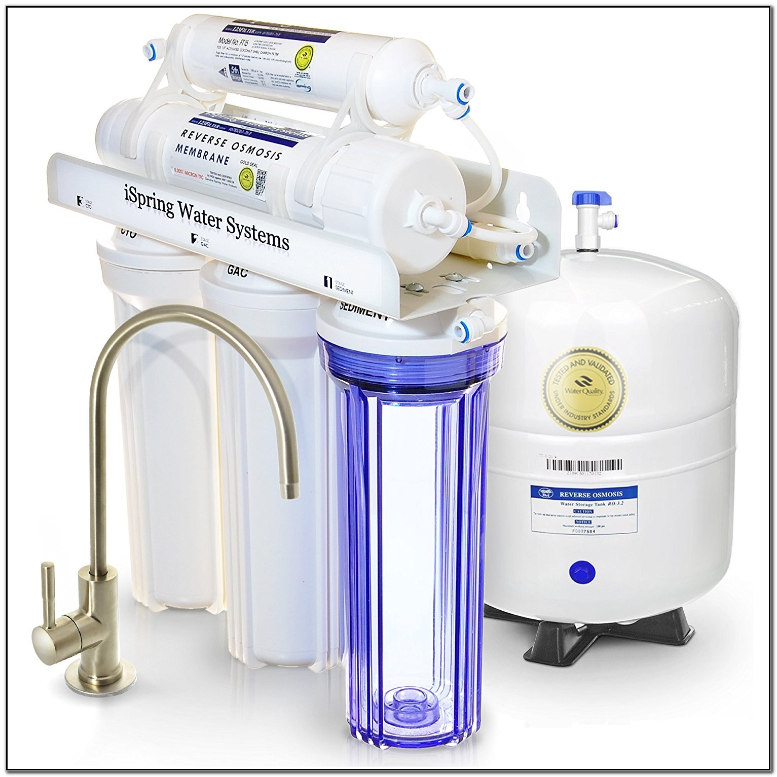 Best Under Sink Filtration System