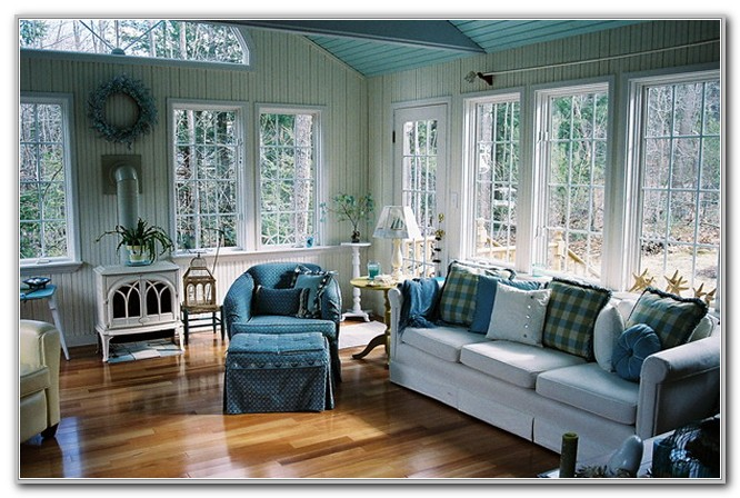 Best Window Treatments For Sunroom
