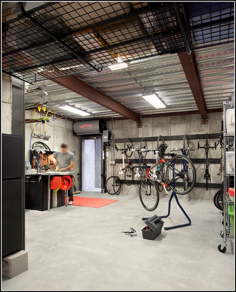 Bike Rack For Shed