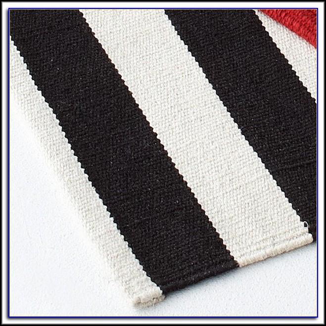Black And White Striped Rug Australia
