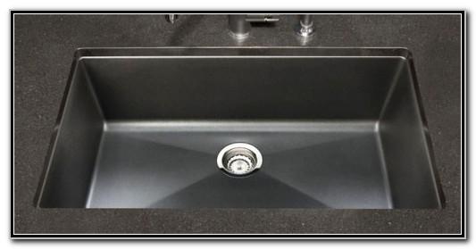Blanco Anthracite Undermount Kitchen Sink