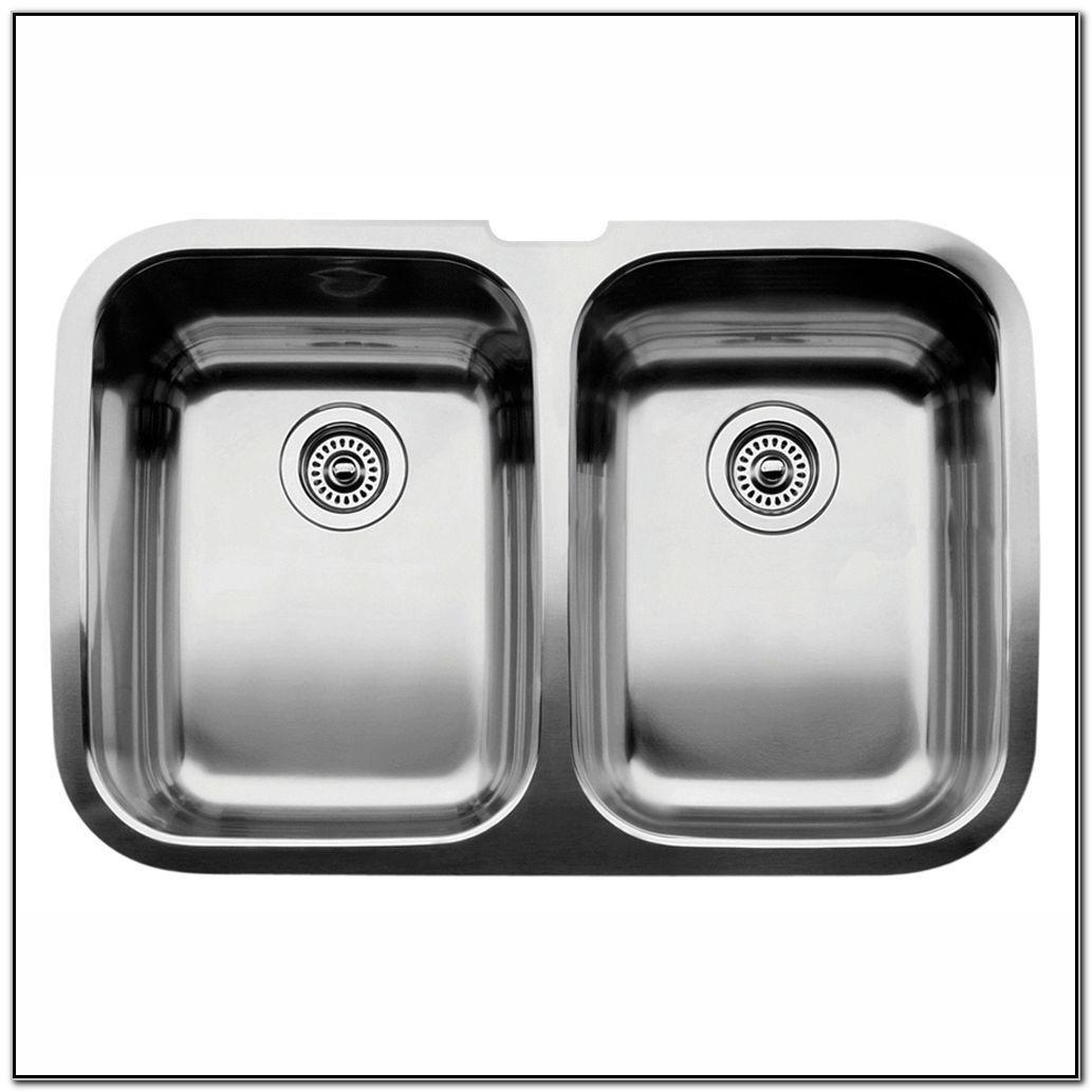 Blanco Stainless Steel Undermount Kitchen Sink