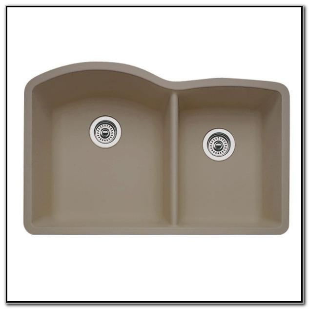 Blanco Undermount Double Bowl Kitchen Sink
