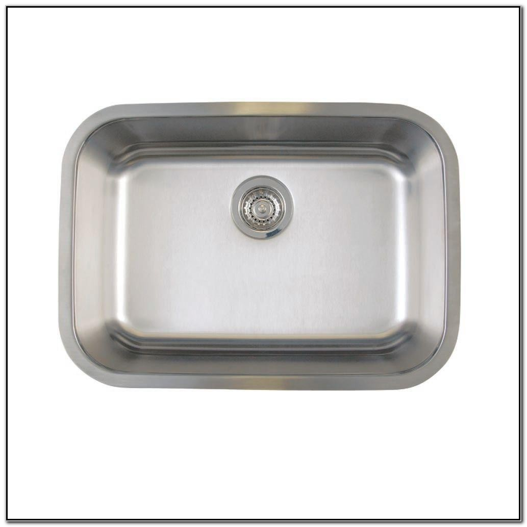 Blanco Undermount Kitchen Sink Single Bowl
