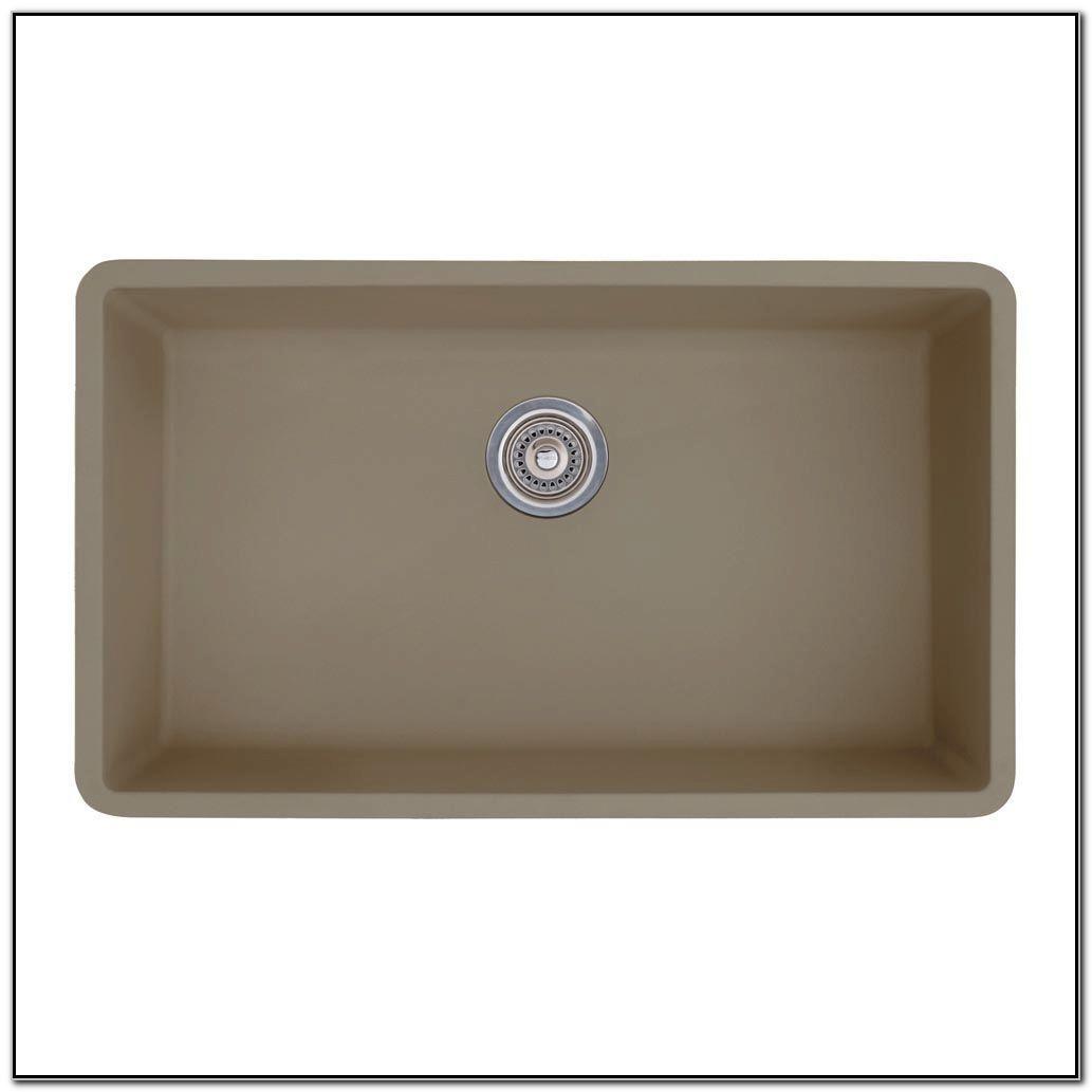 Blanco Undermount Super Single Bowl Kitchen Sink