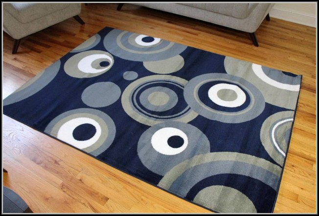 Blue Area Rugs 8x10