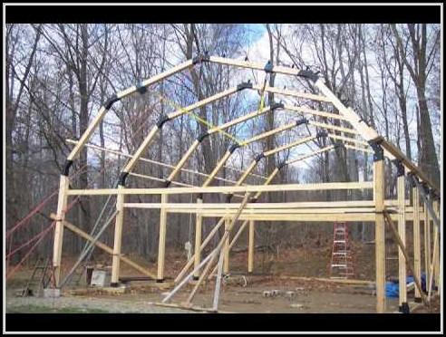 Build A Pole Barn Garage